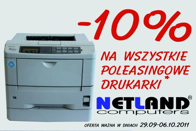 drukarki netland computers