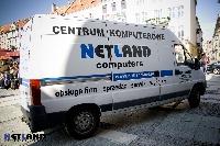 Netland - Festyn Kalisz Rynek Główny Samochód firmowy