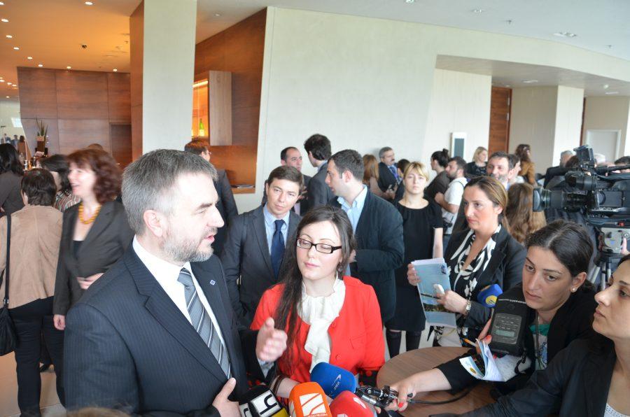 Misja gospodarcza do Gruzji Tbilisi 2012