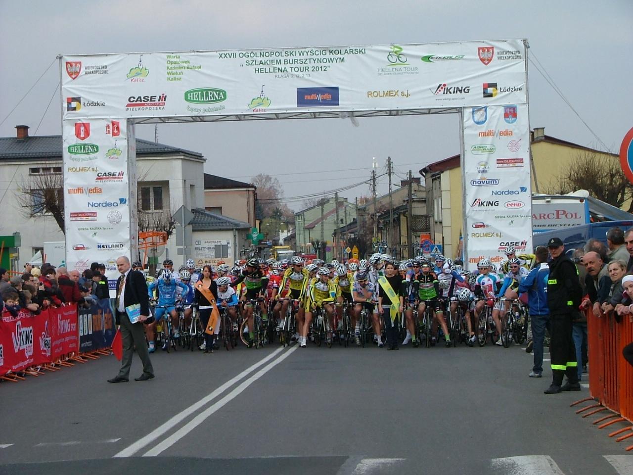 Hellena Tour wyścig kolarski