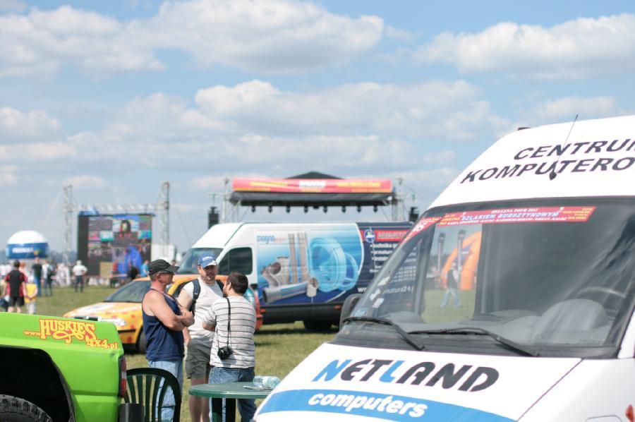 Festyn Lotniczy Michałków 2012